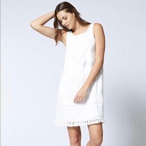 Sanctuary Alicia Boheme Eyelet Cotton Shift Dress